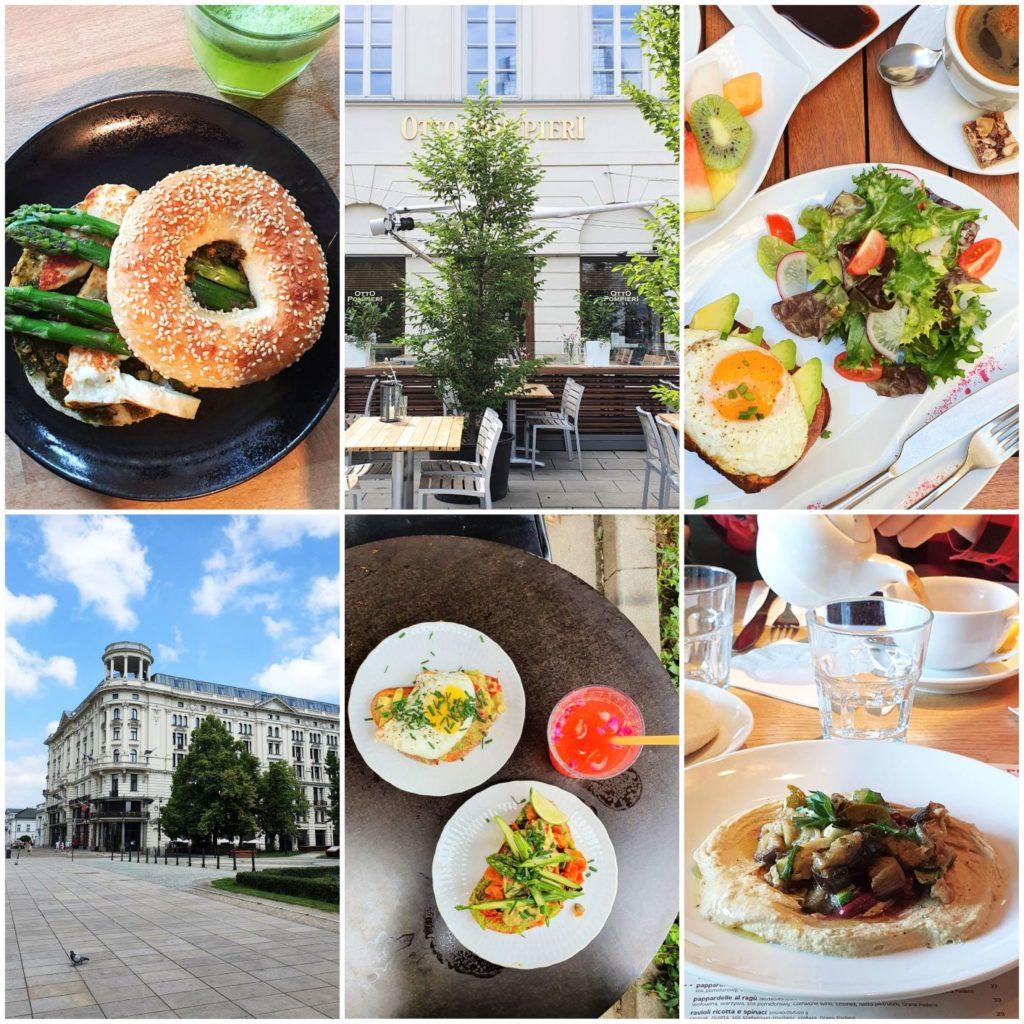 śniadanie w Warszawie w 2020