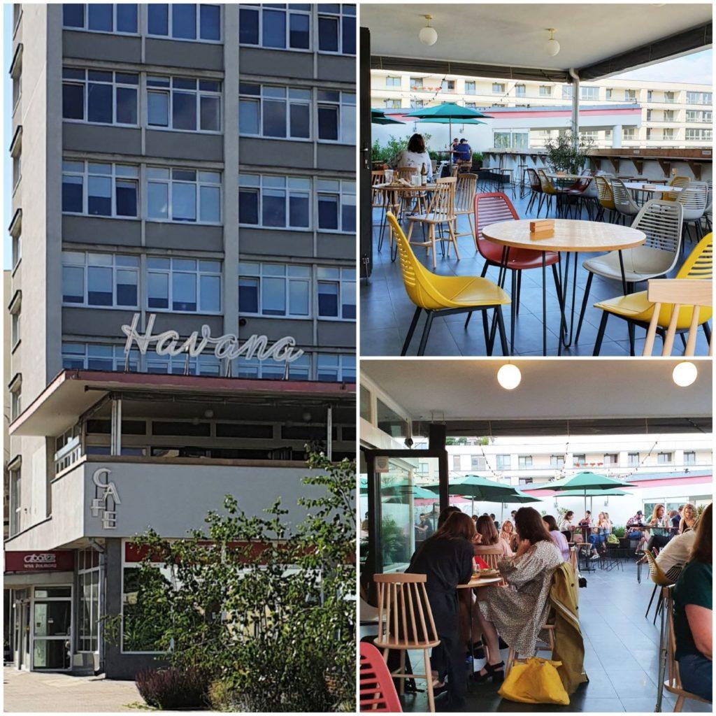 Lato w Cafe Bar Havana
