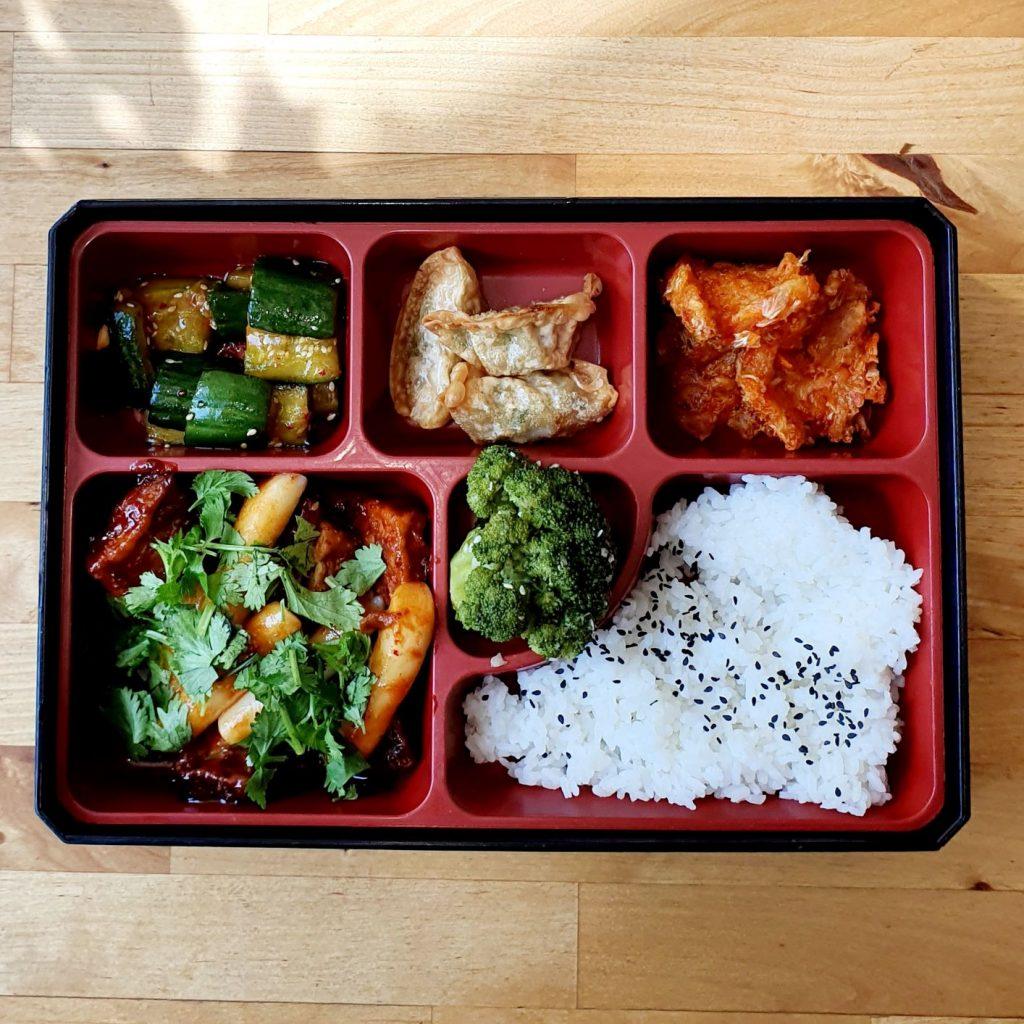 koreańskie jedzenie w Warszawie Miss Kimchi