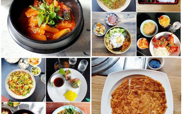 koreańskie jedzenie w Warszawie