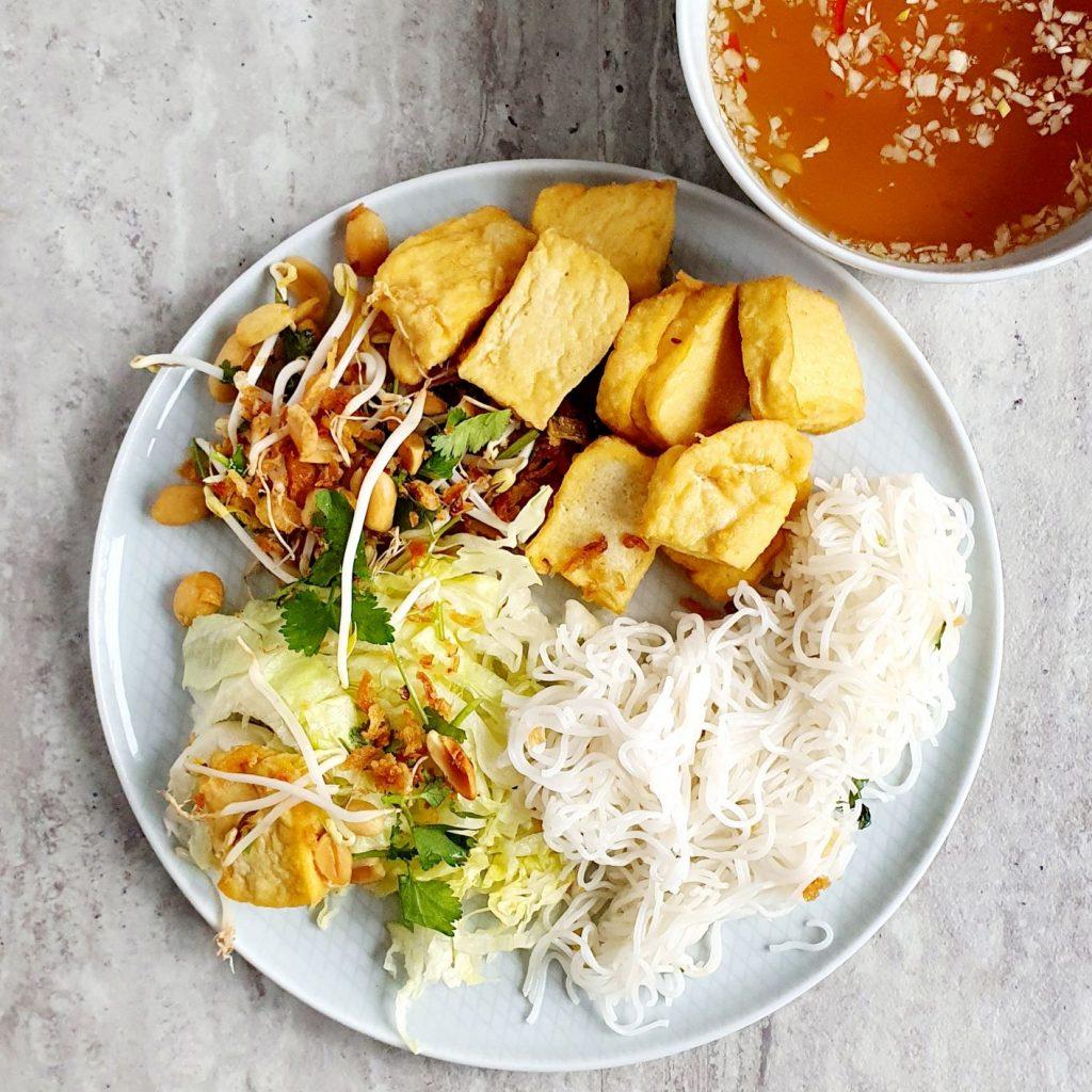 ulubieńcy - bun z tofu