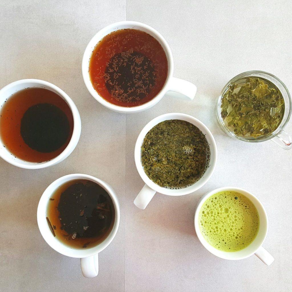 Herbaty na chłodne dni
