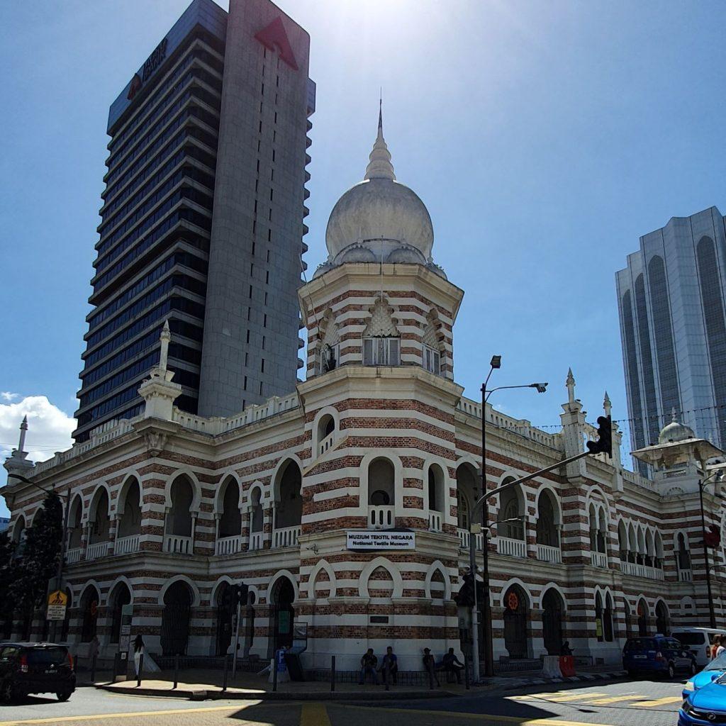 Muzeum Tkanin w Kuala Lumpur