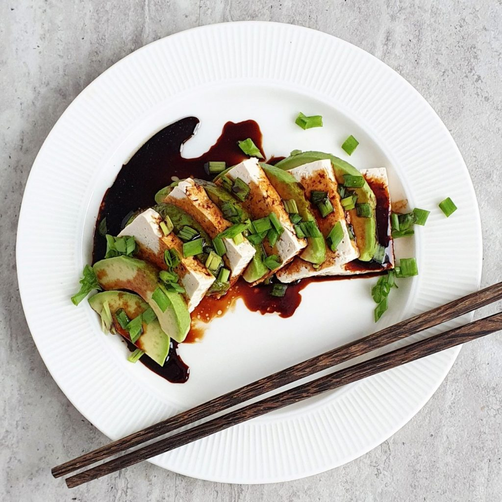 awokado z tofu
