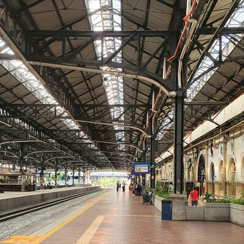 Zwiedzić Kuala Lumpur vol 3 KL Station