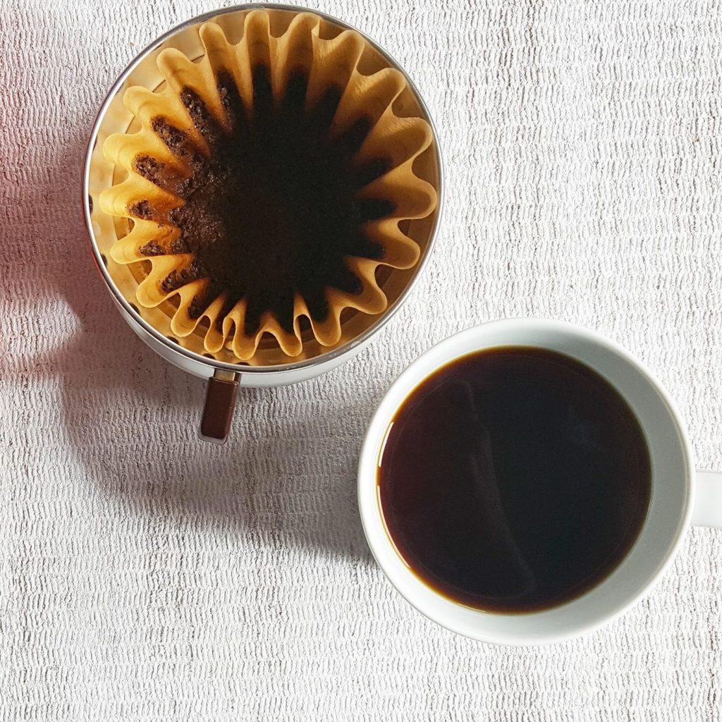 kawa na chłodne dnia