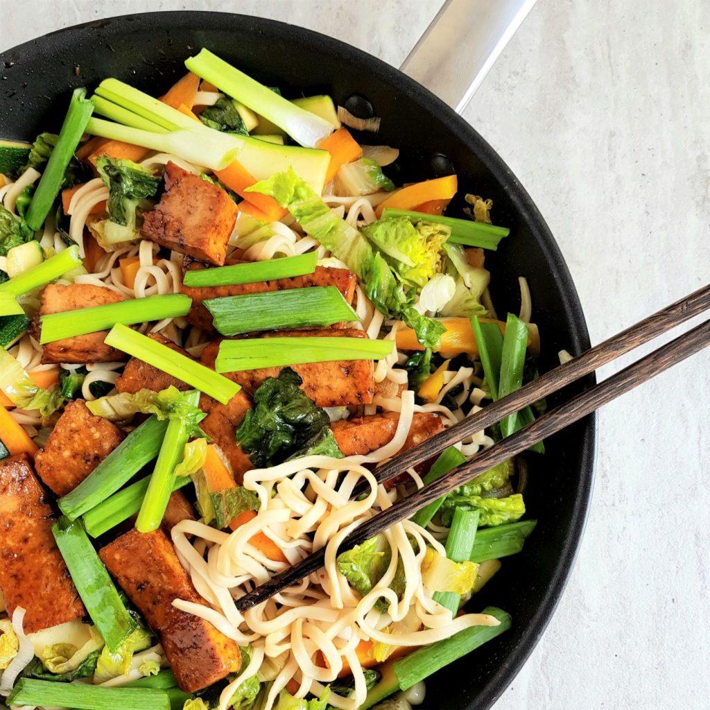 dania z tofu