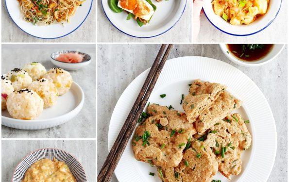 5 pomysłów na dania z kimchi