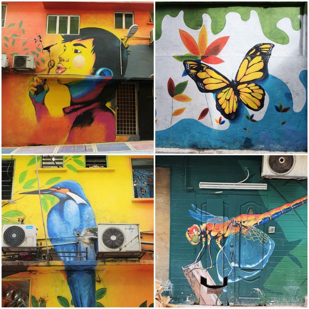 Street Art Kuala Lumpur