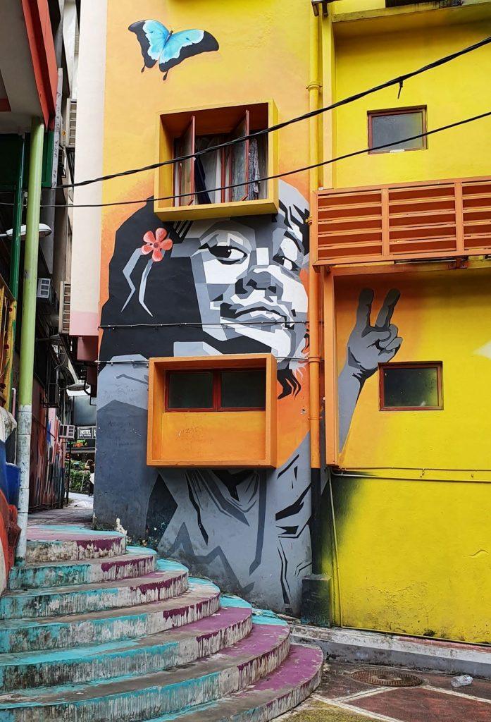 Alor Street Art