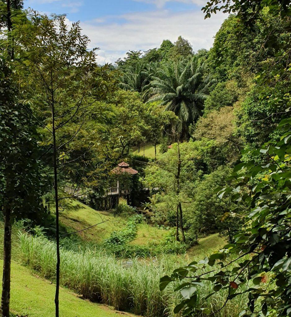 Park Jeleni w Kuala Lumpur