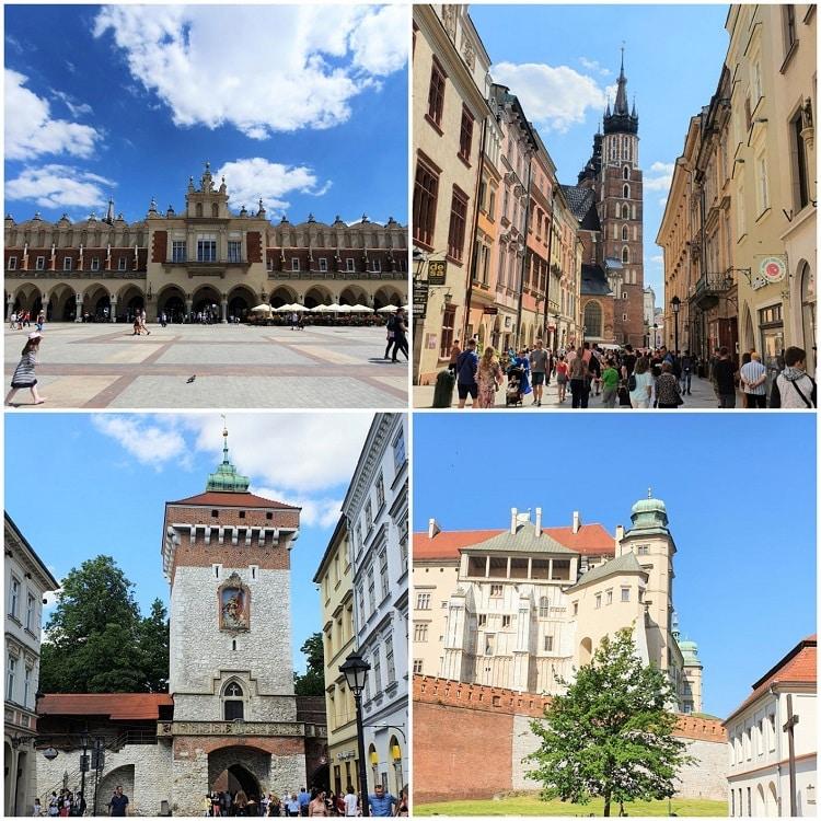 Kraków na weekend 2021