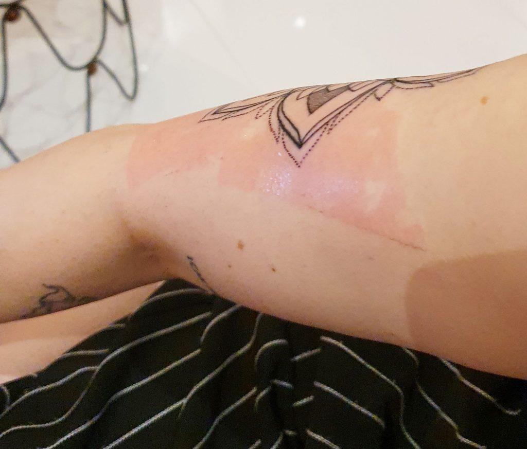 jak dbać o tatuaże