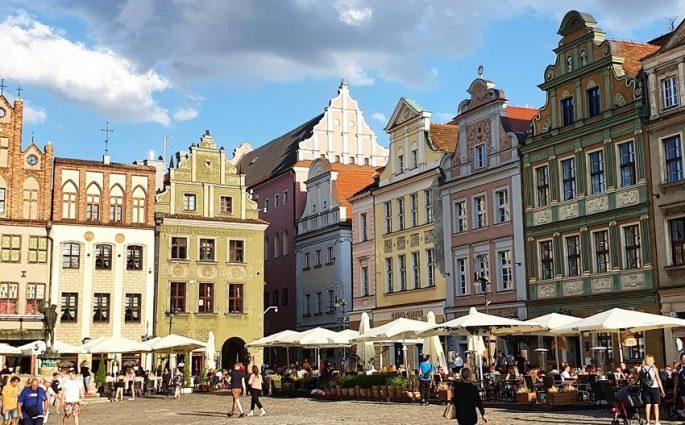 weekend w Poznaniu