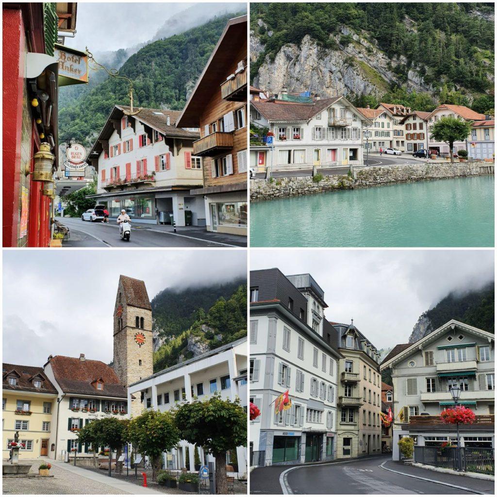 zobaczyć w okolicy Interlaken